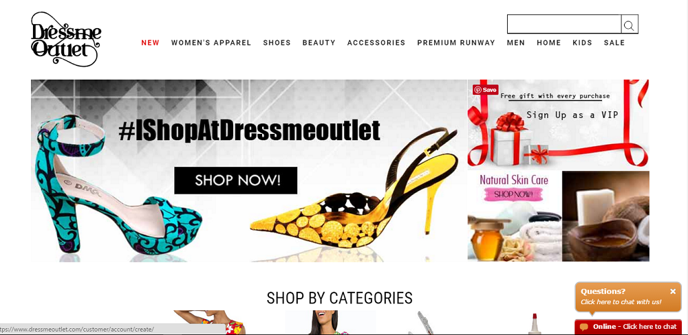 Dressmeoutlet Deals