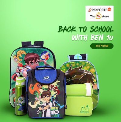 PayPorte Back to School Deal