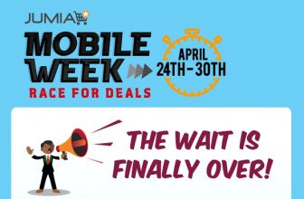 Jumia Mobile Week 2017 is Live and the Race for Deals has Started