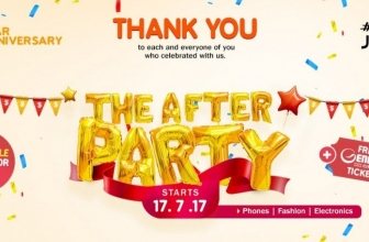 Jumia After Party Sale: The Exciting Offers Continue